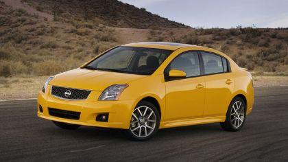 2008 Nissan Sentra SE-R Spec V 9