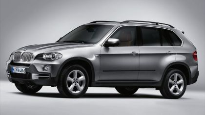 2008 BMW X5 security edition 1