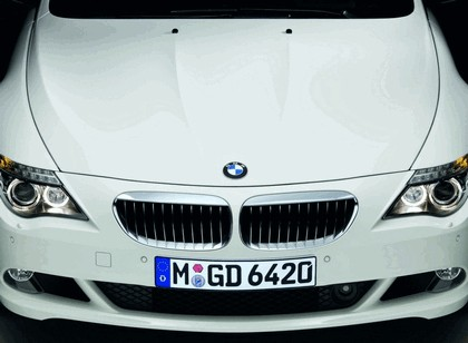 2008 BMW 6er - M6 based sport edition competition pack 2