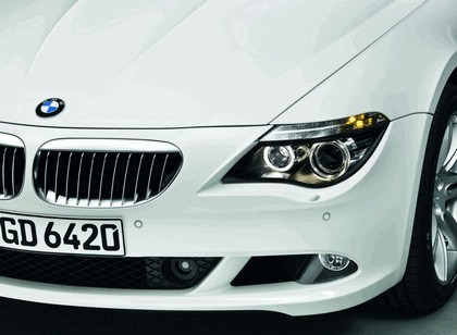 2008 BMW 6er - M6 based sport edition competition pack 3