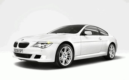2008 BMW 6er - M6 based sport edition competition pack 8