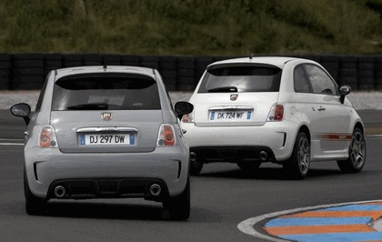 2008 Fiat 500 Abarth Opening edition 2