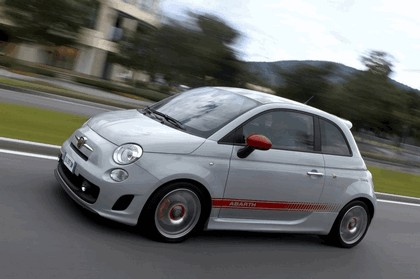 2008 Fiat 500 Abarth Opening edition 3