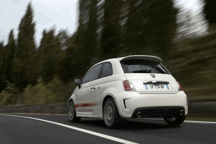 2008 Fiat 500 Abarth Opening edition 4