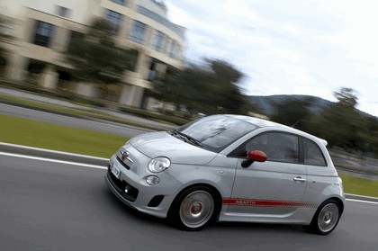 2008 Fiat 500 Abarth Opening edition 5