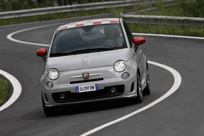 2008 Fiat 500 Abarth Opening edition 6
