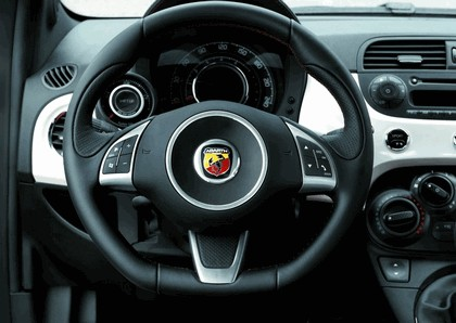2008 Fiat 500 Abarth Opening edition 7