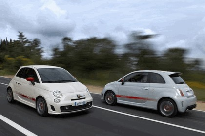 2008 Fiat 500 Abarth Opening edition 9