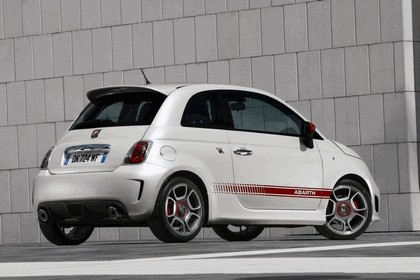 2008 Fiat 500 Abarth Opening edition 13
