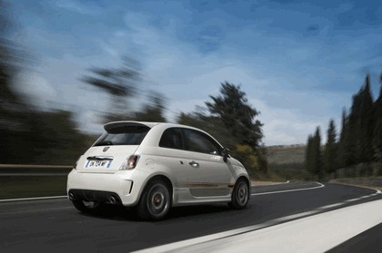 2008 Fiat 500 Abarth Opening edition 15