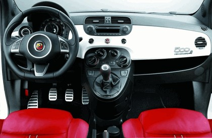 2008 Fiat 500 Abarth Opening edition 17