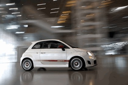 2008 Fiat 500 Abarth Opening edition 19