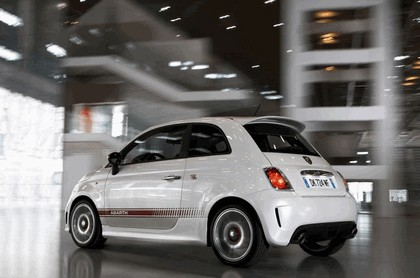 2008 Fiat 500 Abarth Opening edition 20