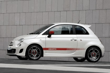 2008 Fiat 500 Abarth Opening edition 22