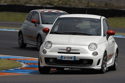 2008 Fiat 500 Abarth Opening edition 25