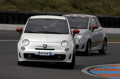 2008 Fiat 500 Abarth Opening edition 27