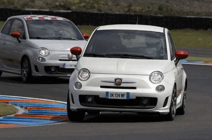 2008 Fiat 500 Abarth Opening edition 29