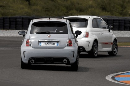 2008 Fiat 500 Abarth Opening edition 31