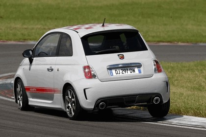 2008 Fiat 500 Abarth Opening edition 33