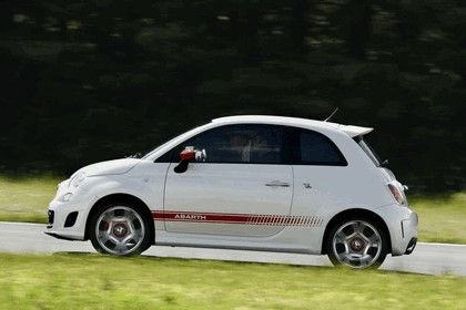 2008 Fiat 500 Abarth Opening edition 34