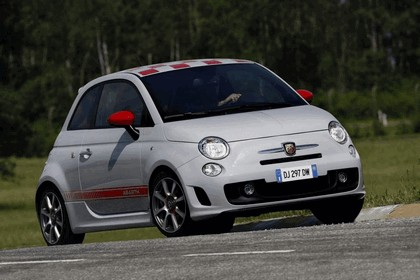 2008 Fiat 500 Abarth Opening edition 35