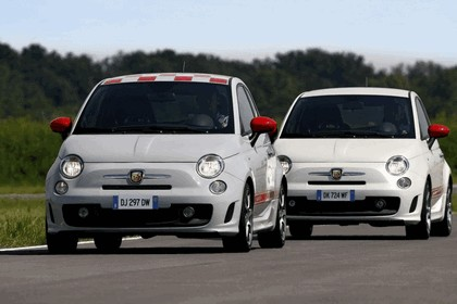2008 Fiat 500 Abarth Opening edition 38