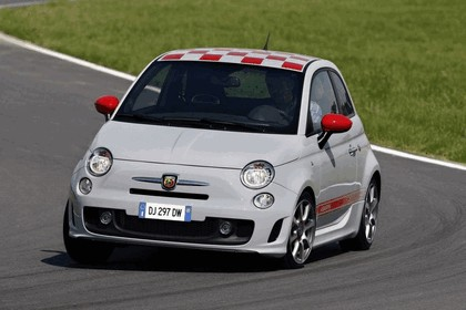 2008 Fiat 500 Abarth Opening edition 41