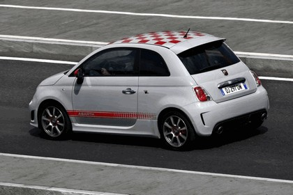 2008 Fiat 500 Abarth Opening edition 43