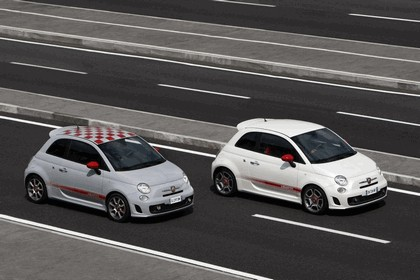 2008 Fiat 500 Abarth Opening edition 44