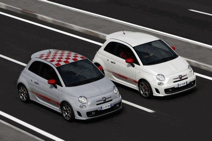 2008 Fiat 500 Abarth Opening edition 45