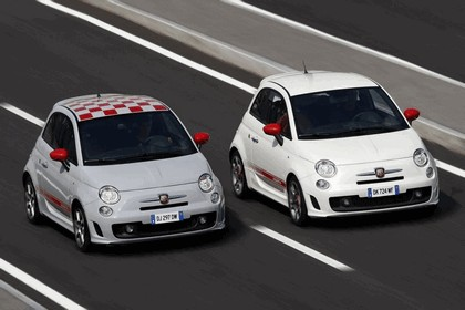2008 Fiat 500 Abarth Opening edition 46