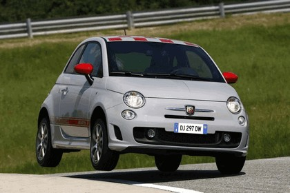 2008 Fiat 500 Abarth Opening edition 47