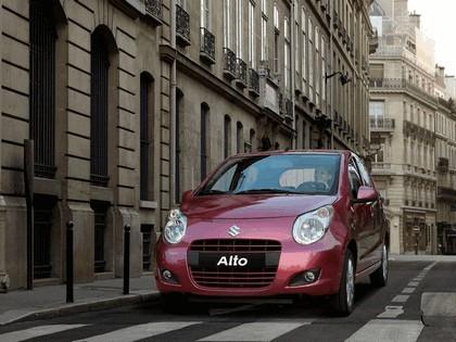 2008 Suzuki Alto 7