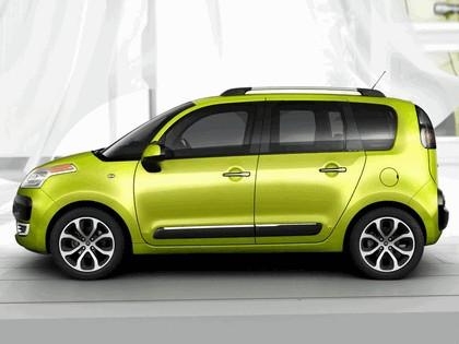 2008 Citroën C3 Picasso 21
