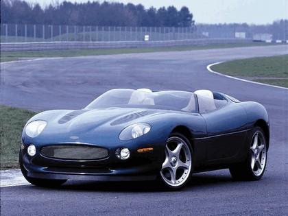 1998 Jaguar XK180 concept 1