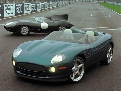 1998 Jaguar XK180 concept 5