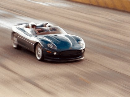 1998 Jaguar XK180 concept 6