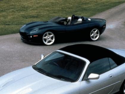 1998 Jaguar XK180 concept 8