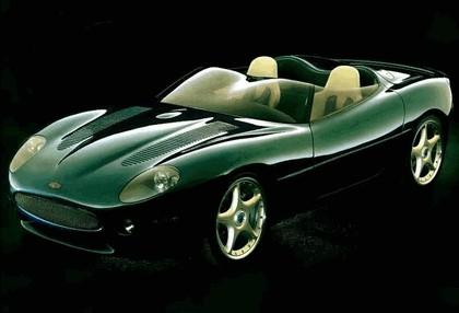 1998 Jaguar XK180 concept 9