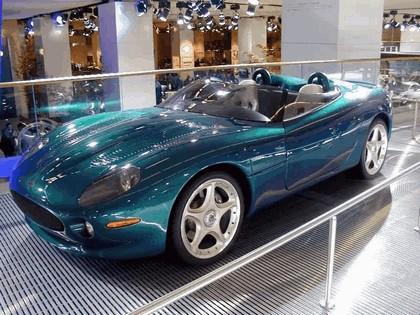 1998 Jaguar XK180 concept 11