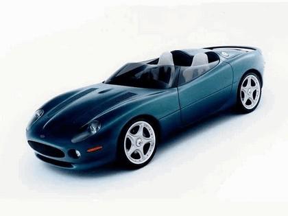 1998 Jaguar XK180 concept 12