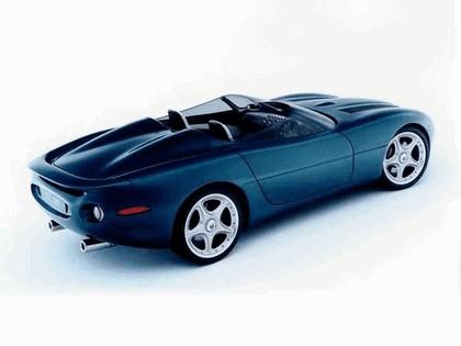 1998 Jaguar XK180 concept 13