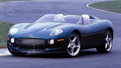 1998 Jaguar XK180 concept 4