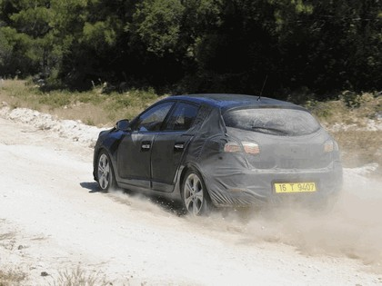 2008 Renault Megane 63