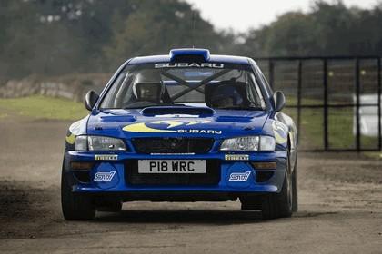 1998 Subaru Impreza 22B rally 6