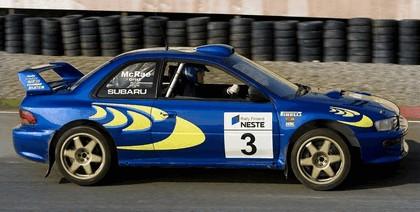 1998 Subaru Impreza 22B rally 7
