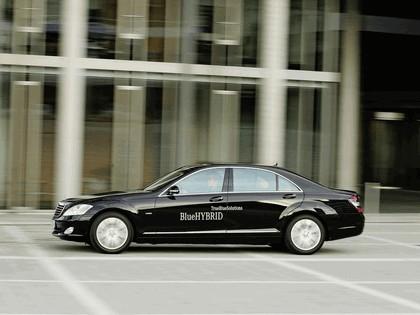 2008 Mercedes-Benz S400 BlueHYBRID 1