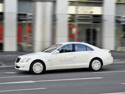 2008 Mercedes-Benz S400 BlueHYBRID 6