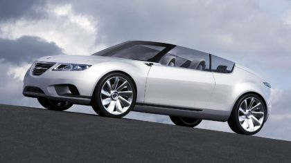 2008 Saab 9-X Air concept 2