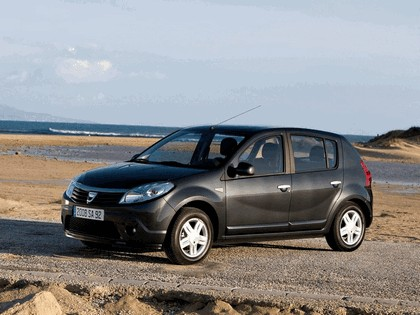 2008 Dacia Sandero 2